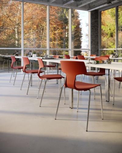Krzesła konferencyjne Split 16