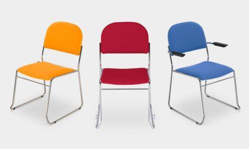 Krzesła konferencyjne Vesta 11