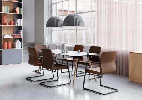 Krzesło konferencyjne Acos Pro 15