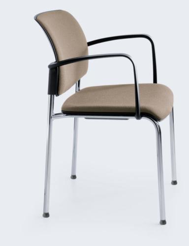 Krzesło konferencyjne Bit 04
