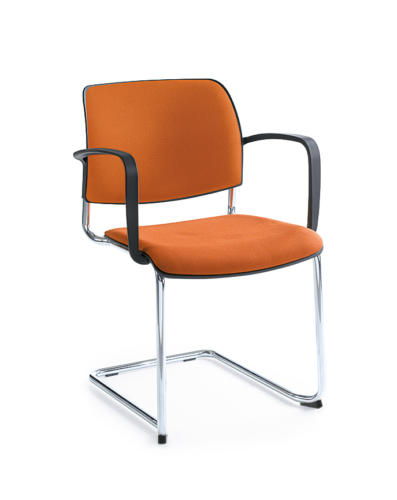Krzesło konferencyjne Bit 10
