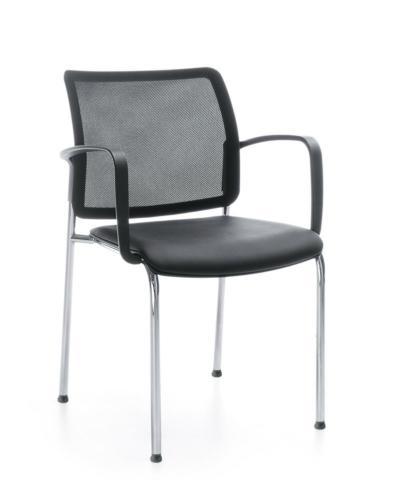Krzesło konferencyjne Bit 12