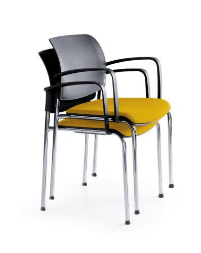 Krzesło konferencyjne Bit 21