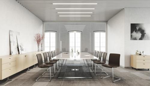 Krzesło konferencyjne Com 02