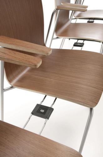 Krzesło konferencyjne Com 23