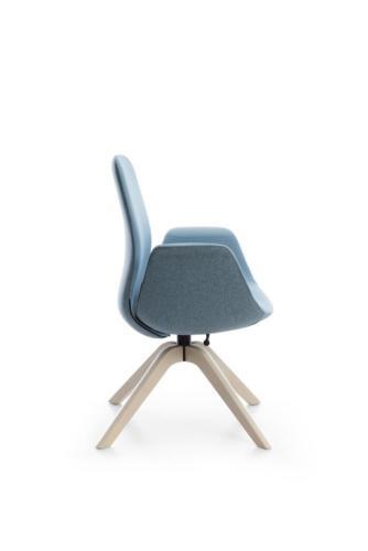 Krzesło konferencyjne Ellie Pro 12