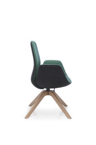 Krzesło konferencyjne Ellie Pro 16