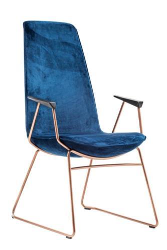 Krzesło konferencyjne Lumi 01