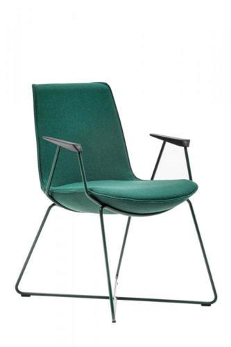Krzesło konferencyjne Lumi 02