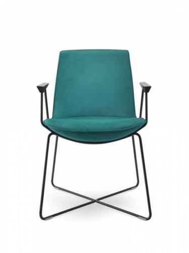Krzesło konferencyjne Lumi 03