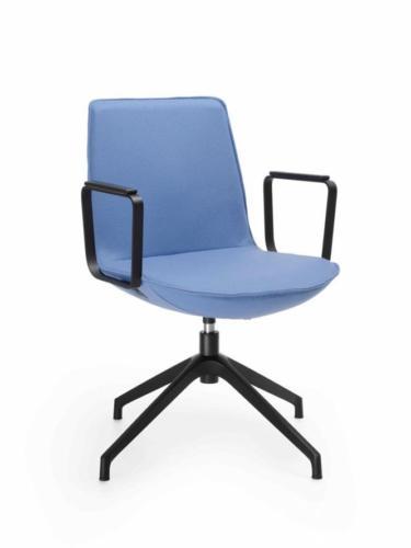 Krzesło konferencyjne Lumi 09