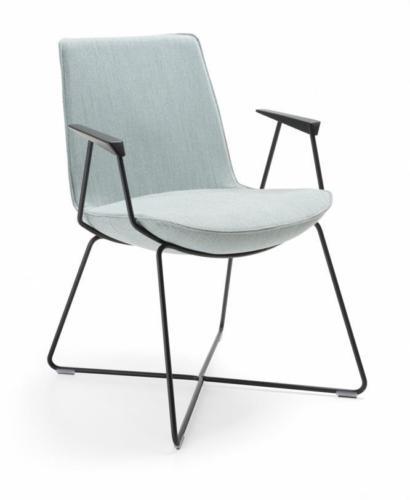 Krzesło konferencyjne Lumi 23