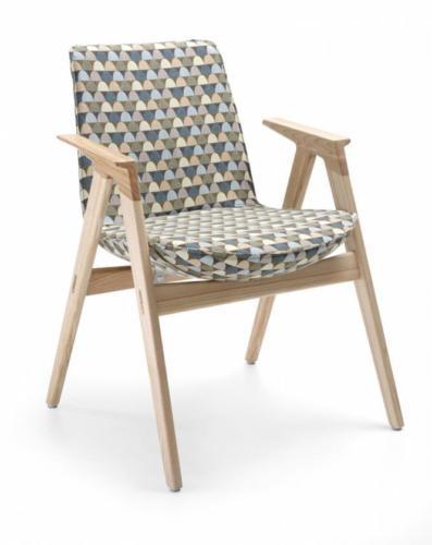 Krzesło konferencyjne Lumi 27
