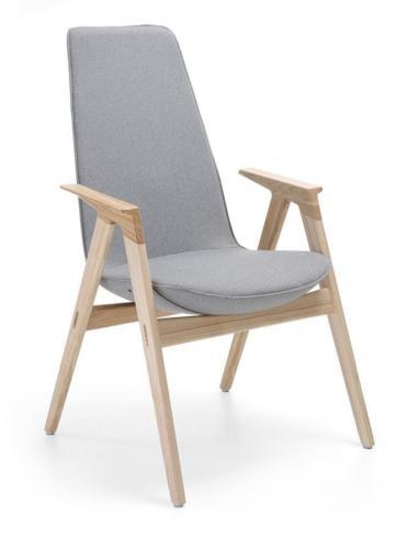 Krzesło konferencyjne Lumi 28