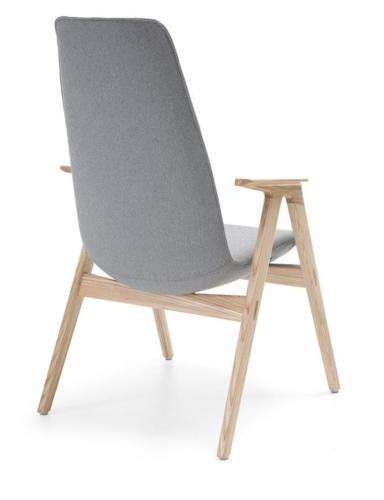 Krzesło konferencyjne Lumi 29