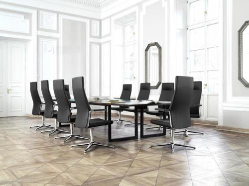 Krzesło konferencyjne MyTurn 01