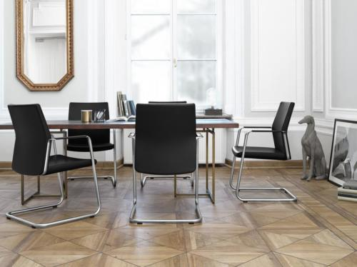 Krzesło konferencyjne MyTurn 02