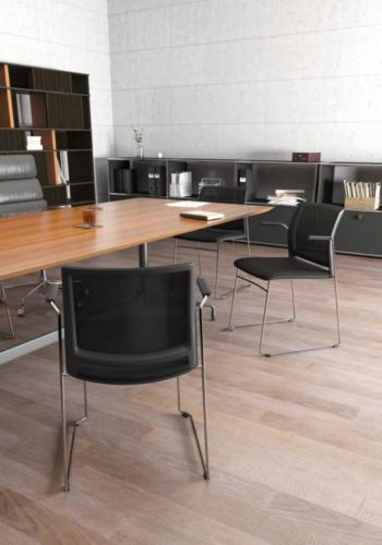 Krzesło konferencyne Fendo 16