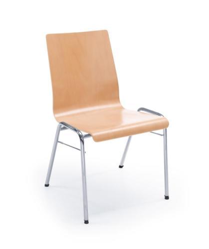 Krzesło ze sklejki Ligo 01