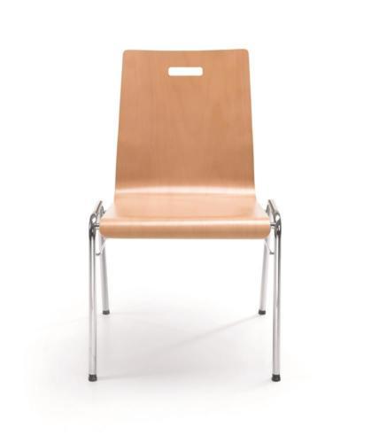 Krzesło ze sklejki Ligo 04