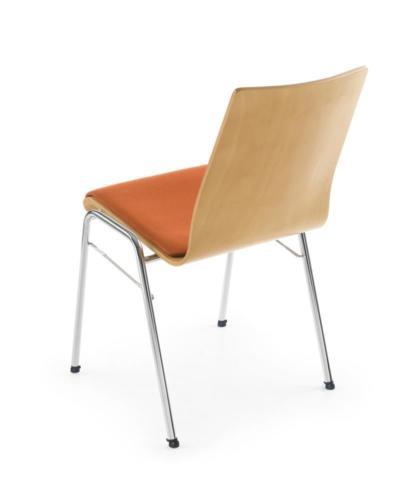 Krzesło ze sklejki Ligo 06