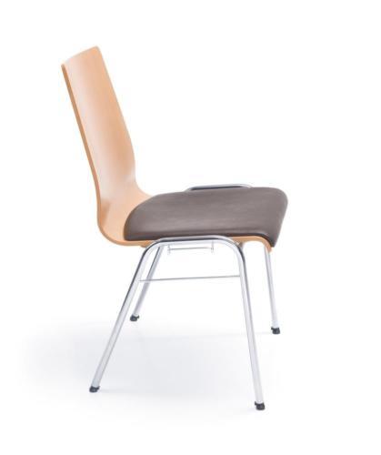 Krzesło ze sklejki Ligo 07