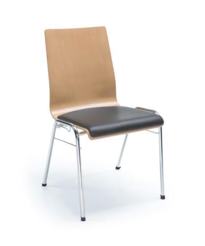Krzesło ze sklejki Ligo 08