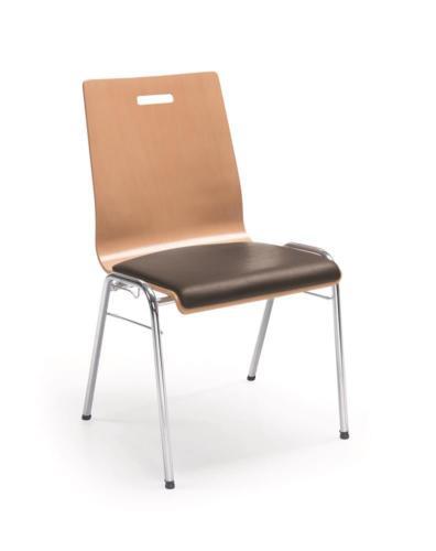 Krzesło ze sklejki Ligo 09