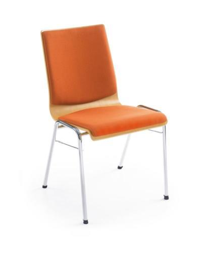 Krzesło ze sklejki Ligo 12