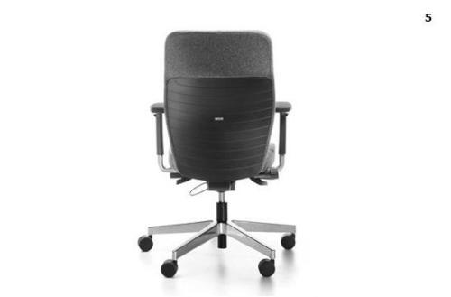 fotele pracownicze Dual 05