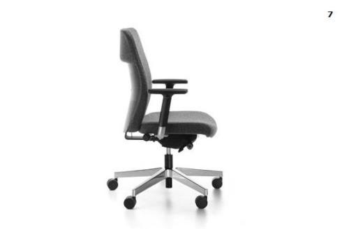 fotele pracownicze Dual 07