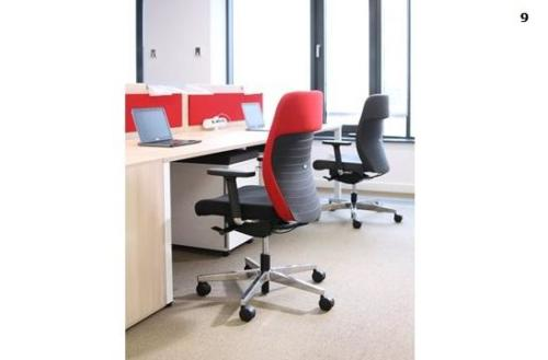 fotele pracownicze Dual 09