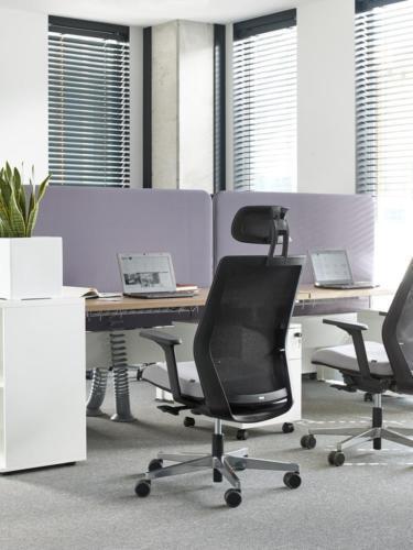 Fotel gabinetowy Milla 04