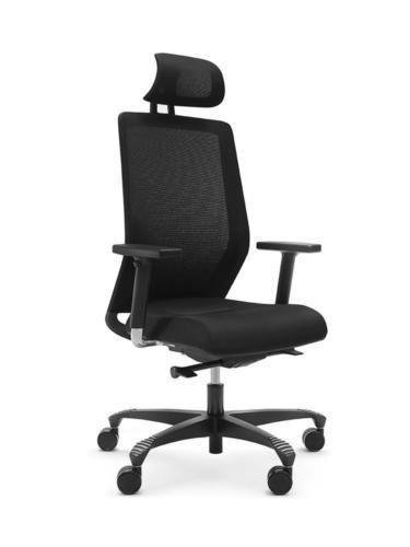 Fotel gabinetowy Milla 06