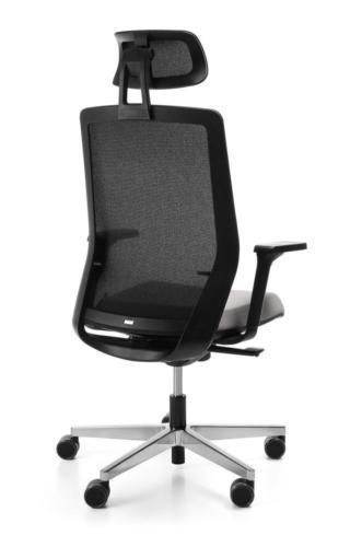 Fotel gabinetowy Milla 07