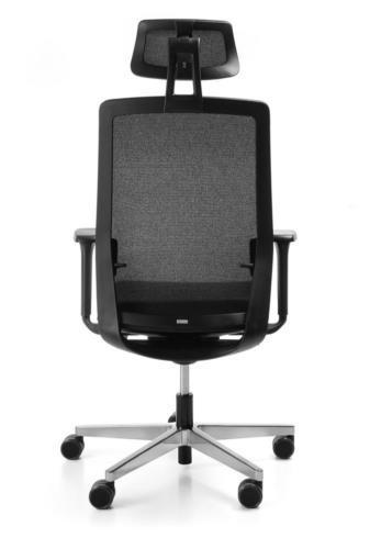 Fotel gabinetowy Milla 08