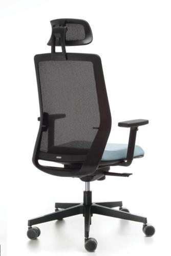 Fotel gabinetowy Milla 12