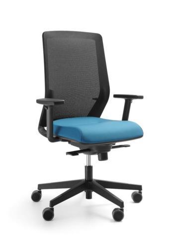 Fotel gabinetowy Milla 17