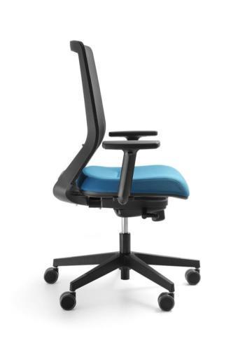 Fotel gabinetowy Milla 21