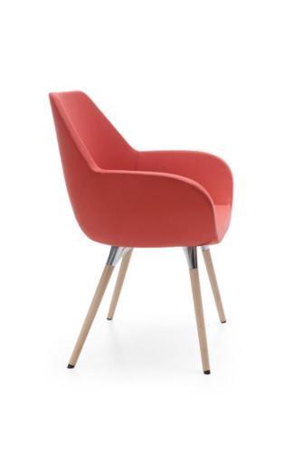 Fotel konferencyjny Fan  18