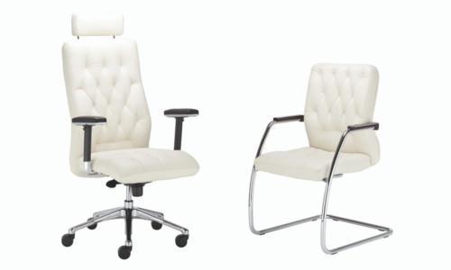 Fotele gabinetowe Chester 05