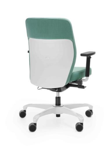 Fotele gabinetowe Dual 20