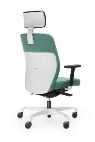 Fotele gabinetowe Dual 24