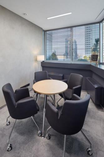Fotele gabinetowe In Access 09