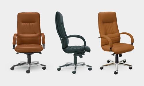 Fotele gabinetowe Linea 07