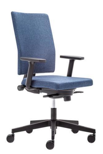 Fotele gabinetowe Mate 08