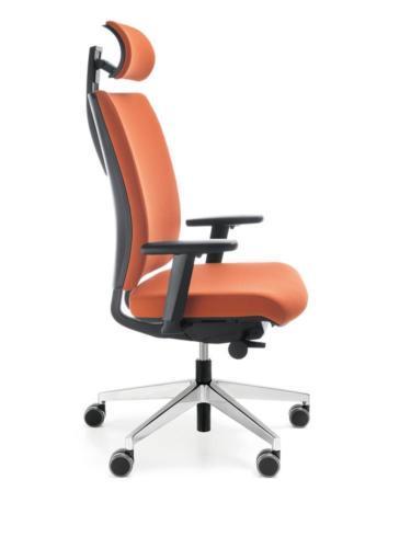 Fotele gabinetowe Veris 08