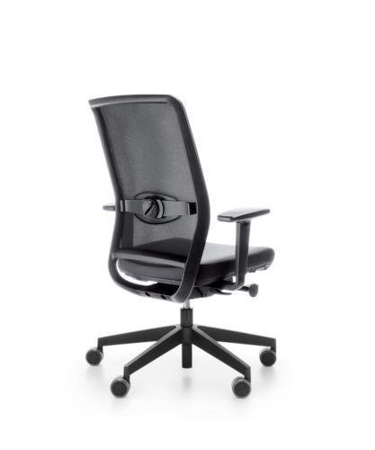 Fotele gabinetowe Veris Net 08