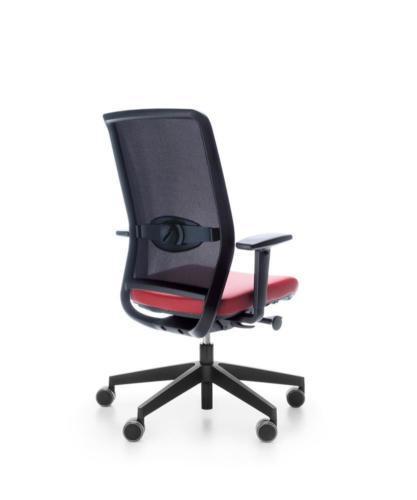 Fotele gabinetowe Veris Net 09