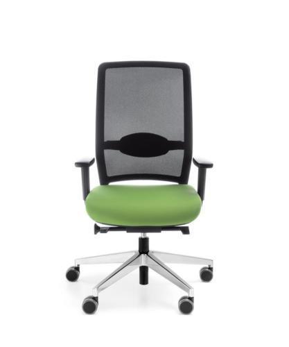 Fotele gabinetowe Veris Net 14